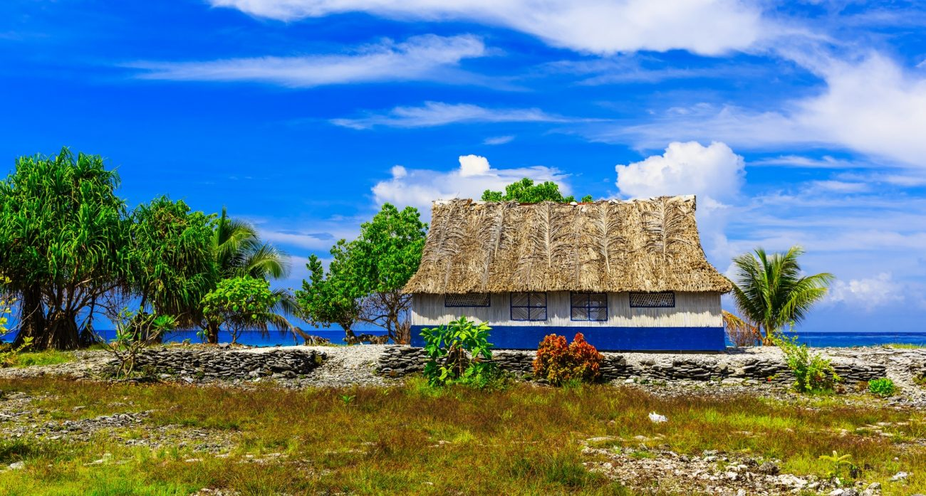 The Nation of Kiribati Is Growing, Not Sinking